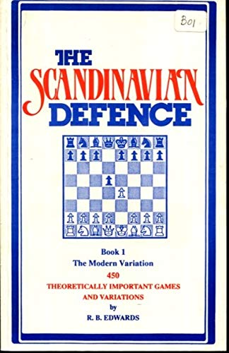 9780921609056: The Scandinavian Defence: Book 1 The Modern Variation