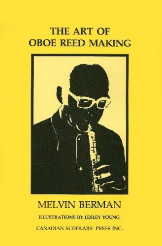 9780921627180: Art of Oboe Reed Making