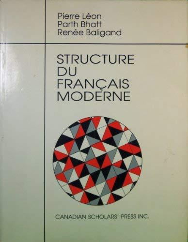 Structure Du Francais Modern: Leon, Pierre R.