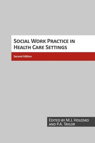9780921627999: Social Work Practice in Health Care Settings