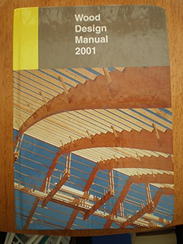 9780921628507: Wood Design Manual
