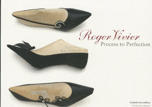 9780921638216: Roger Vivier: Process to Perfection