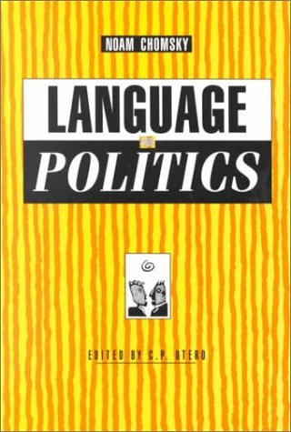 9780921689348: Language and Politics