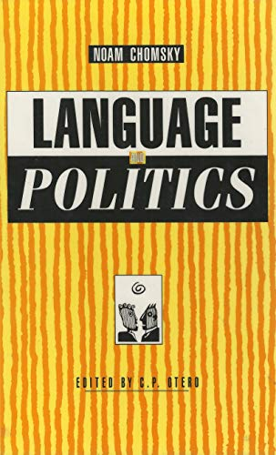 9780921689355: Language and Politics