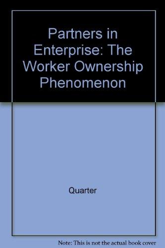 9780921689447: Partners In Enterprise