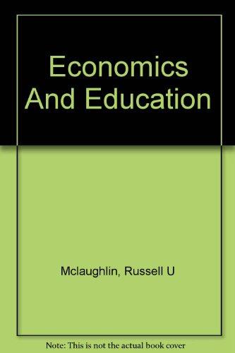 ECONOMICS EDUCATION: BRIAN MADDOCK
