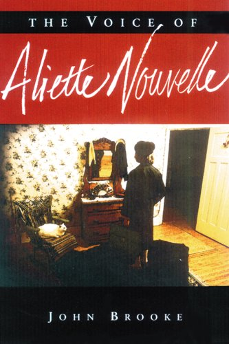 Voice of Aliette Nouvelle, The: Aliette Nouvelle Mystery, An (Aliette Nouvelle Mysteries, The): ...