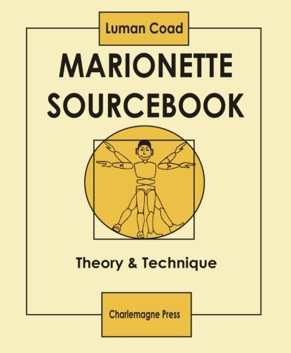 9780921845119: Marionette Sourcebook: Theory & Technique