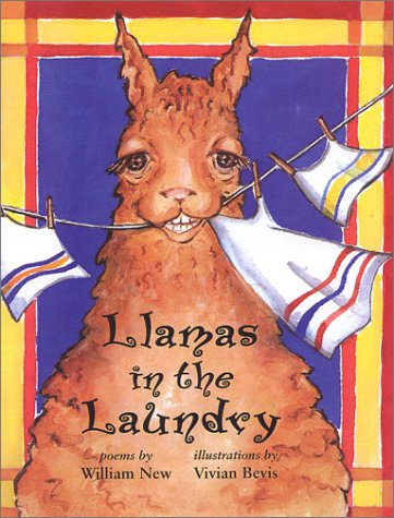 9780921870975: Llamas in the Laundry