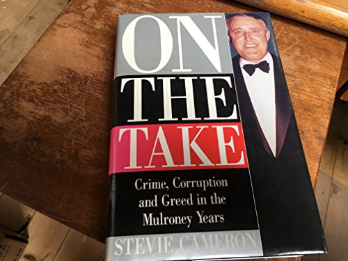 On the Take [SIGNED]: Cameron, Stevie