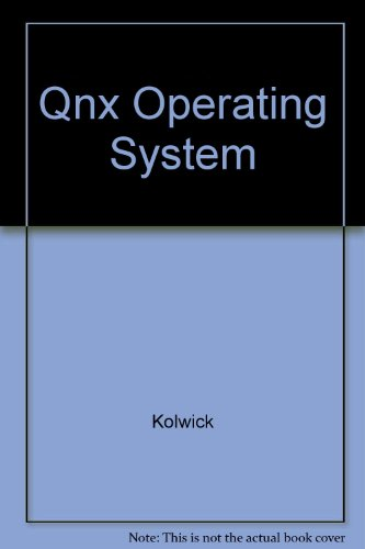 9780921960003: Qnx Operating System