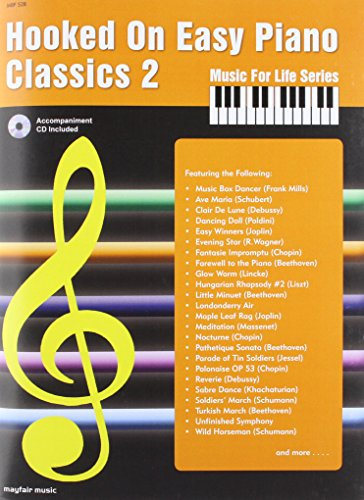 9780921965015: Hooked on Easy Piano Classics Vol 2 More