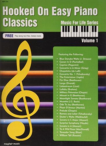 9780921965022: Hooked on Easy Piano Classics Vol 1 Bk C
