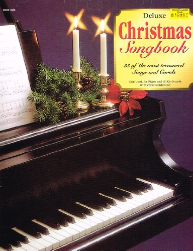 Deluxe Christmas Songbook: n/a