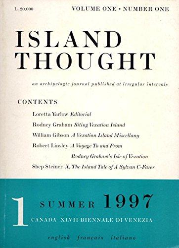 9780921972204: Rodney Graham: Island Thought
