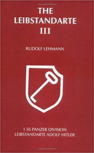 9780921991052: The Leibstandarte: 1 SS Panzer Division Leibstandarte Adolf Hitler v.3