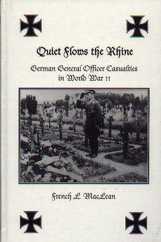 9780921991328: Quiet Flows the Rhine