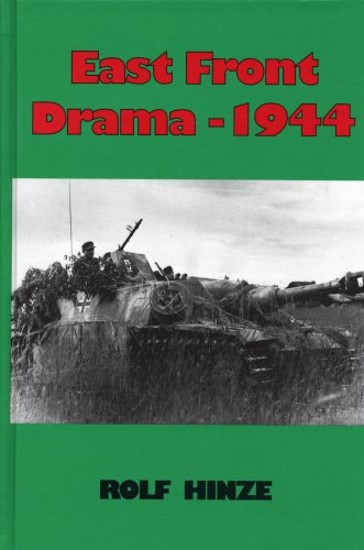 9780921991335: East Front Drama 1944