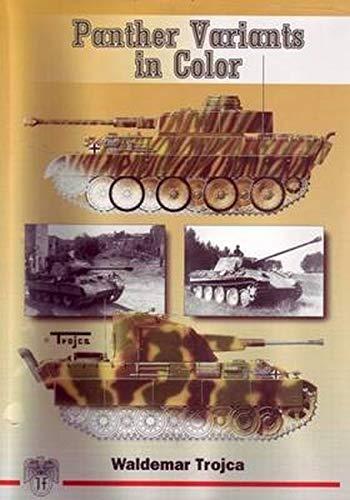 Panther Variants in Color: Waldemar Trojca