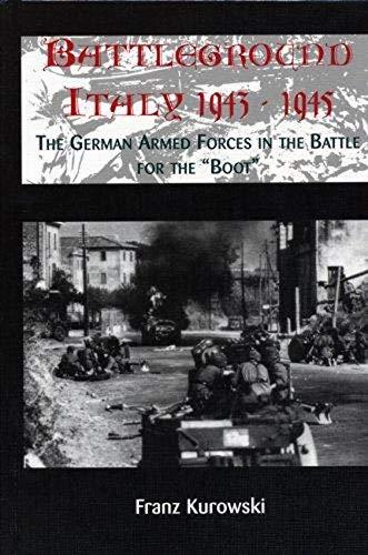 9780921991779: Battleground Italy 1943-1945