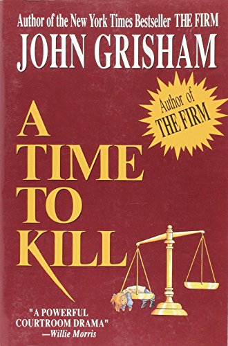 A Time to Kill Book Cover
