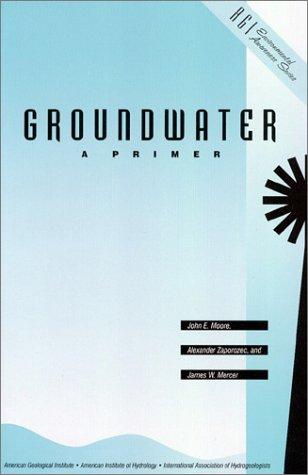 9780922152285: Groundwater, a Primer (Agi Environmental Awareness Series)