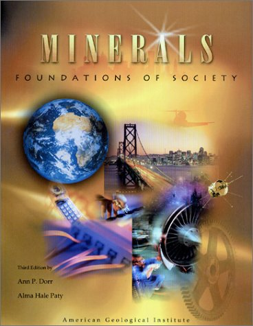 9780922152605: Minerals: Foundations of Society
