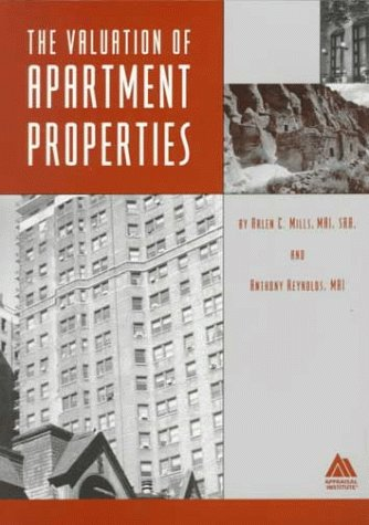 9780922154548: The Valuation of Apartment Properties