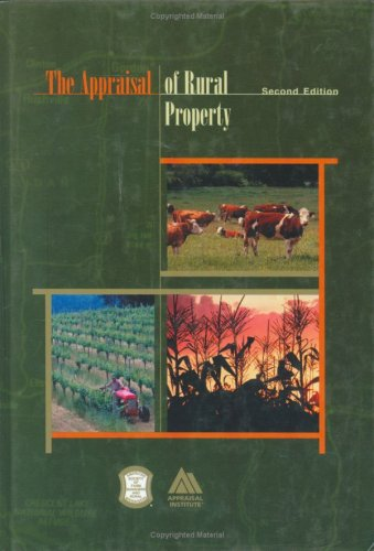 9780922154623: The Appraisal of Rural Property, Second Edition