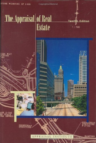 9780922154678: The Appraisal of Real Estate, 12th Edition