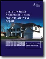 Using the Small Residential Income Property Appraisal: Rattermann, Mark