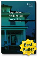 9780922154920: Appraising Residential Properties, 4th edition