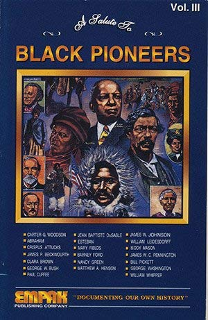 9780922162031: A Salute to Black Pioneers (An Empak