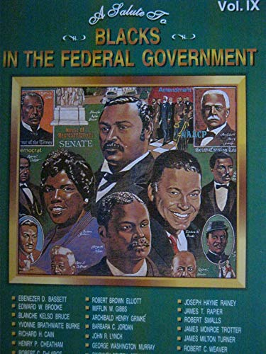 9780922162093: A Salute to Blacks in the Federal Government (Empak