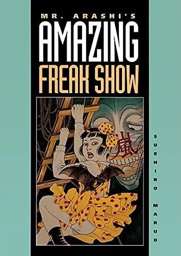 9780922233069: Mr. Arashi's Amazing Freak Show