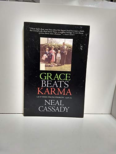 9780922233076: Grace Beats Karma: Letters from Prison 1958-60