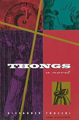 Thongs: Trocchi, Alexander