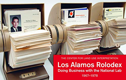 9780922233458: Los Alamos Rolodex: Doing Business With the National Lab 1967-1978