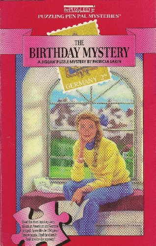 9780922242214: The Birthday Mystery/With Puzzle (Puzzling Pen Pal Mysteries)