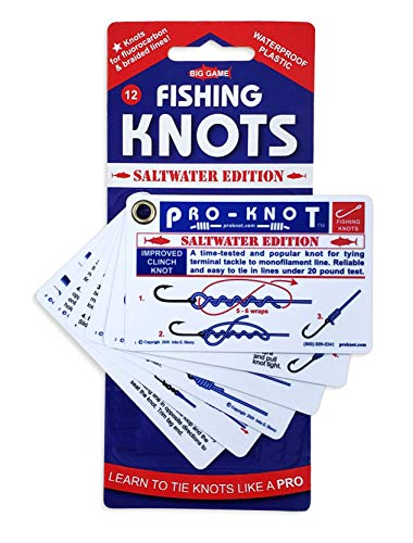 9780922273232: PRO-KNOT Fishing Knots Saltwater Edition