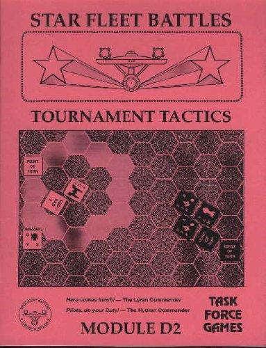 9780922335282: Star Fleet Battles Tournament Tactics Module D2