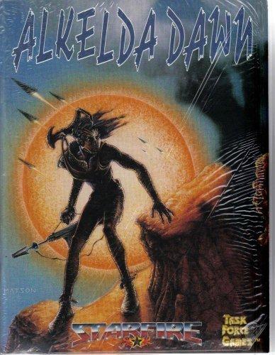Alkelda Dawn (Starfire (Task Force Games)): Mark Costello, Bryant Wu