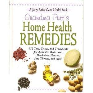 9780922433896: Grandma Putt's Home Health Remedies