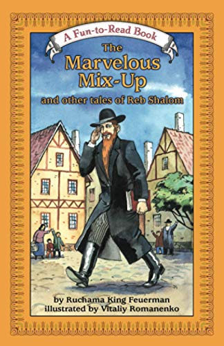 9780922613861: The Marvelous Mix-Up: And other tales of Reb Shalom (A fun-to-read book)
