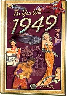 9780922658510: 1949 Flickback Mini-Book: Great Birthday or Anniversary Gift Hardcover – 2010