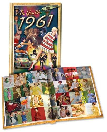 Great Birthday Gift or Anniversary Gift 1977 Flickback Mini-Book