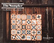 The Sampler: A Machine Sewn Quilt (9780922705085) by Eleanor Burns
