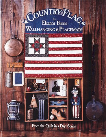 9780922705252: Country Flag Wallhanging and Placemats