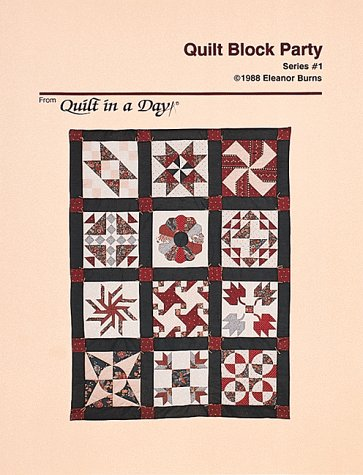 9780922705306: Quilt Block Party (Series, No 1)