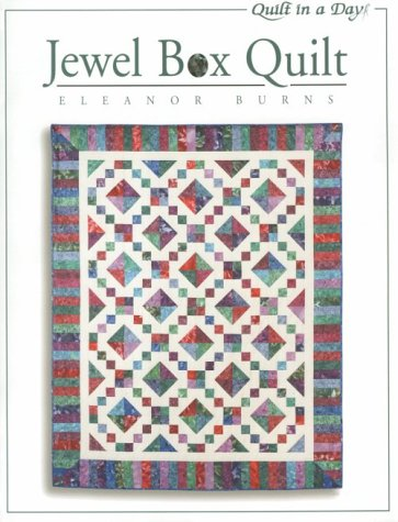 9780922705917: Jewel Box Quilt (Quilt in a Day)
